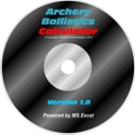 Archery ballistics+CD