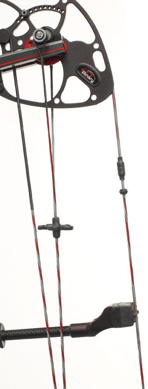 Sträng Backbone-Bowtech